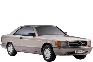 Mercedes-Benz S-klasse Coupe (C126)