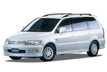 Mitsubishi Space Wagon III