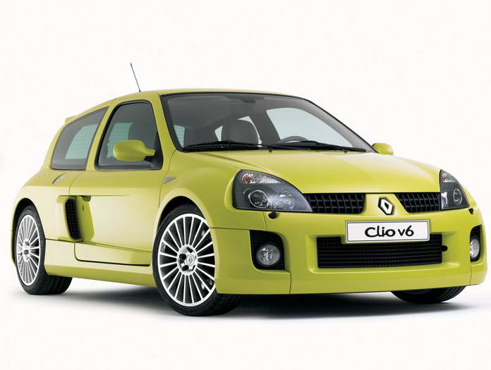 Renault Clio Sport Coupe (II)