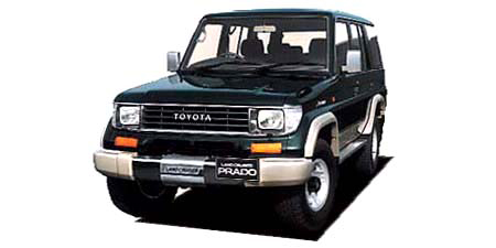 Toyota Land Cruiser Prado 70
