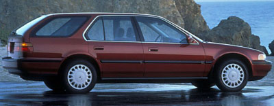 Honda Accord IV Wagon (CB8)