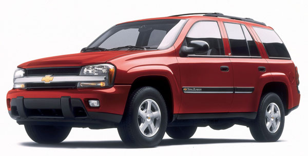 Chevrolet TrailBlazer I (GMT800)