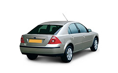 Ford Mondeo III Hatchback