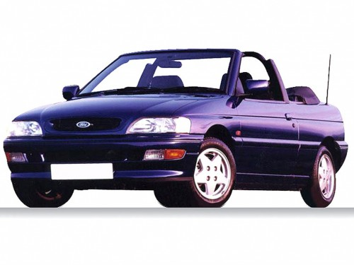 Ford Escort VI Cabrio (ALL)