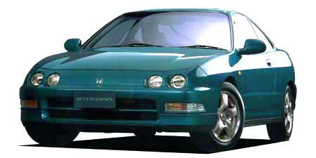 Honda Integra Coupe (DC1;DC2)